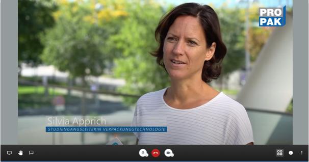 Video-Talk Silvia Apprich