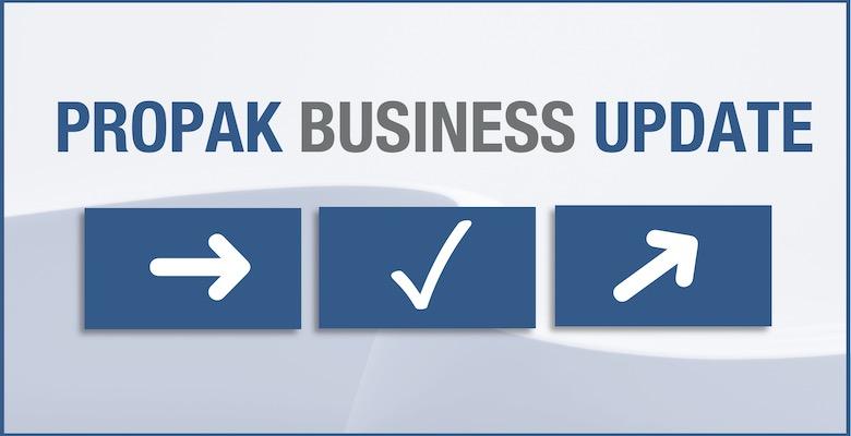 PROPAK Business Update