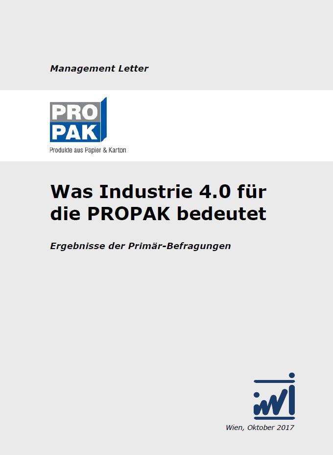 Was Industrie 4.0 fr die PROPAK bedeutet