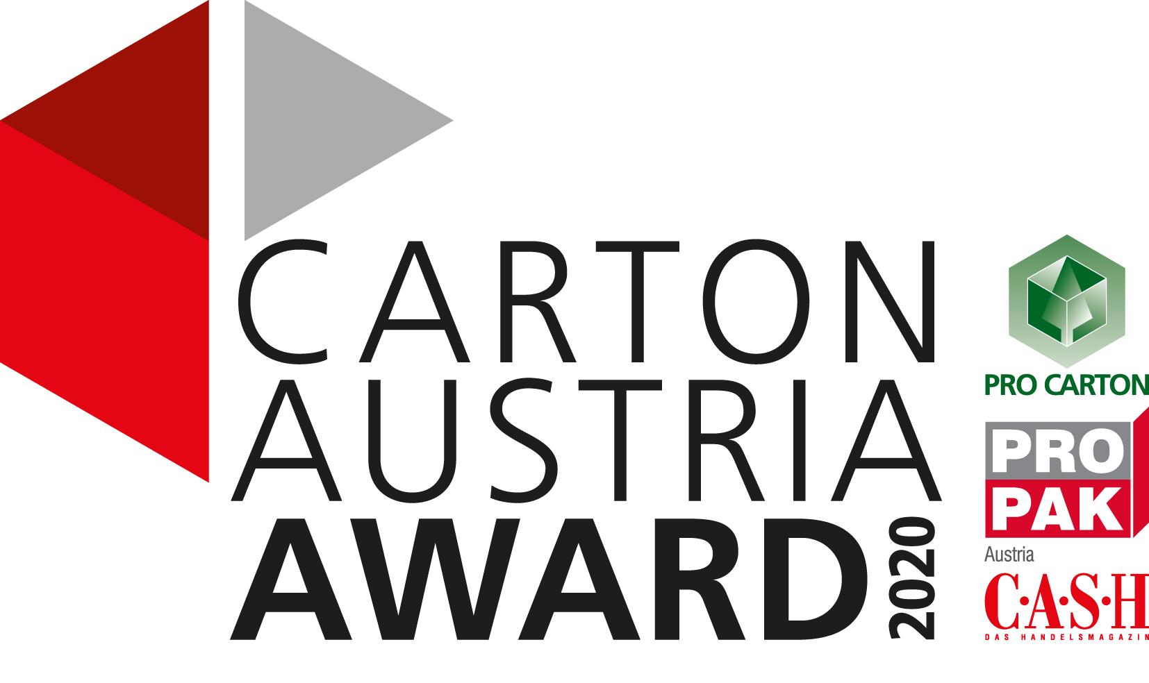 Carton Austria Award Logo 2020
